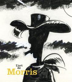 L'Art de Morris - BD Éditions Dargaud