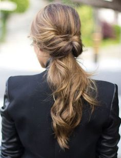 {15 Summer Hairstyles From Pinterest - Daily Makeover} look at the website! They have so many hairstyles and links!
