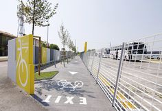 bicycle-parking-by-Stradivarie-associated-architects-03 « Landscape Architecture Works | Landezine