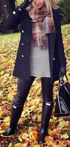 Layers ❤︎ #winter #fashion
