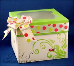 cupcake boxes template - Google Search