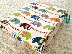 Elephant in march Organic Playmat by LilTotWonder on Etsy, $68.00