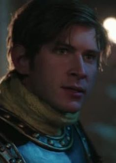 Greyston Holt plays Frederick the knight ~ Once Upon a Time