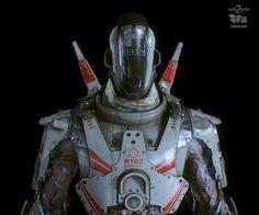 ArtStation - Shadow Warrior 2 - Zilla Commando, Levus 3D