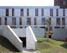 Architecture-Page | Geuzentuinen by FARO Architecten
