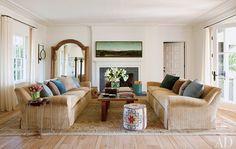 Hank Azaria's Bel Air Home : Architectural Digest
