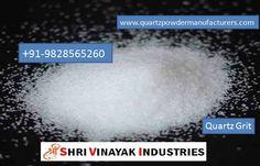 Supplier of Quartz Grit in India best price