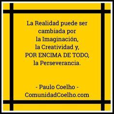 Y por encima de todo la Perseverancia - vía www.instagram.com/ComunidadCoelho   Comunidad Coelho: tu punto de encuentro con los fans de Paulo Coelho