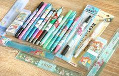 Des papeteries officielles de Disney Japan *o* trop beaux leurs styles~!  - www.chezfee.com