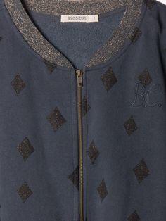 Doves zip sweatshirt Woman
