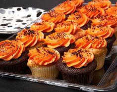Halloween Cupcake Platter