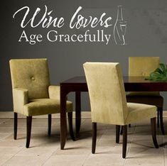 Wine Lovers | Wall Decals - Trading Phrases