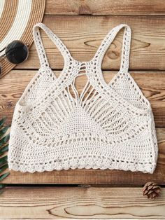 Knitting Crochet Bikini Top – BEIGE ONE SIZE We are want to say thanks if you … Knitting Crochet Bikini Top – BEIGE ONE SIZE We are want to say thanks if you like to share this post to another… Continue Reading → Cute Crochet, Crochet Lace, Crochet Stitches, Crochet Patterns, Top Crop Tejido En Crochet, Gilet Crochet, Bikini Sets, Sexy Bikini, Bikini Beach
