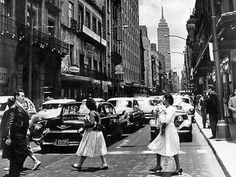 Calle Madero centró Historico 60s