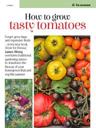 "I saw this in ""How to grow tasty tomatoes"" in April 2015 Join the bread revolution!."