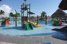 Moon Palace Sunrise Water Park - Moon Palace Golf & Spa Resort, Cancun, Mexico