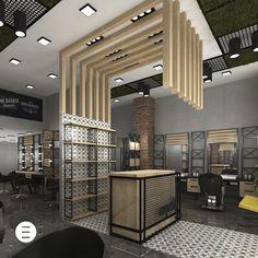 Saça Elit / İstanbul bizi tercih etti. Kuaför salonu tasarımı hakkında bilgi almak için arayın, 0224 411 10 20