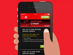 This is The Ladbrokes Life! The Official App Promos <3 by INKOD HYPERA Ltd.