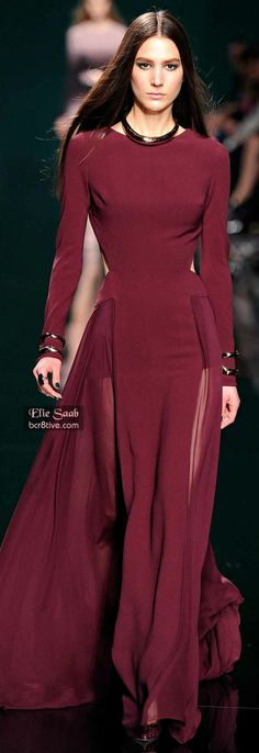 Elie Saab Fall Winter 2014 Ready to Wear