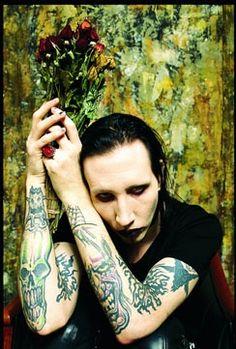 Marilyn Manson (Ozzfest 2001, Atlanta, GA)