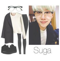 BTS Suga/Yoongi Selca insp. Outfit @BTSOufits