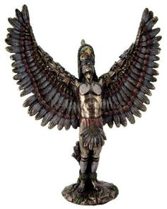 CHEROKEE EAGLE DANCE Real Bronze Powder Cast Native American Indian Sculpture Statue by TL, http://www.amazon.com/gp/product/B001A3Y9NU/ref=cm_sw_r_pi_alp_8lbdrb108VHYM