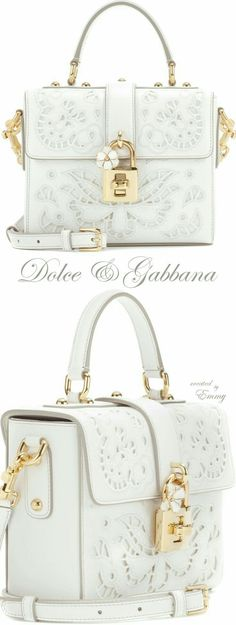 0246af04b507 Brilliant Luxury ♢ Dolce   Gabbana Dolce Soft leather shoulder bag Buy  Women fashion wallets and Latest Hand Bags USA at fashion Cornerstone.