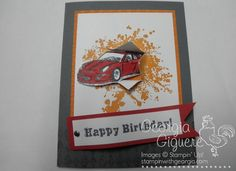 Image Detail for - Susan's Supply List:  Extreme Elements & Need for Speed stamp sets ...