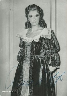 Anna Moffo as Lucia