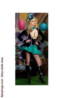 St patrick s day costumes and lingerie on pinterest adult costumes