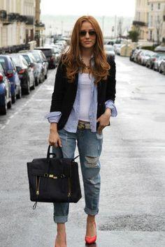 I want the blazer