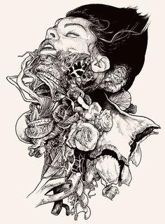 "gabriel-romero81: "" Queen Of Creation by Alex Norman """