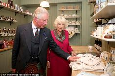 Camilla has kept her trusty coat for more than a decade, finding it perfectly fitting for ...