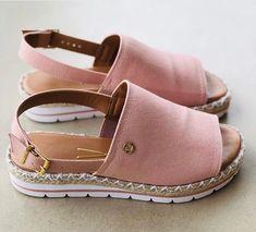 Cute Sandals, Cute Shoes, Women's Shoes Sandals, Me Too Shoes, Shoes Sneakers, Heels, Ella Shoes, Peep Toe Wedges, Sock Shoes