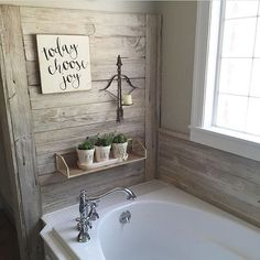 Happy Wednesday!  It's time for #woodsandwhiteswednesday with myself @smalltowngirllife, Candice @agirlandherhouse and this weeks cohost Megan @myneutralnest!  Danette's @vintageloveratheart light wood wall surrounded by all that white is gorgeous! Let's see your white and wood decor!  Use the hashtag, follow hosts and we will feature the winners tonight/tomorrow!