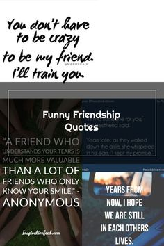 Short Funny Friendship Quotes | Funny Friendship Quotes And Sayings #Funny #Friendship #bff #Quotes #Sayings Bff Quotes, Funny Quotes, Short Funny Friendship Quotes, I Promise, Understanding Yourself, Be Yourself Quotes, Sayings, Funny Phrases, Lyrics