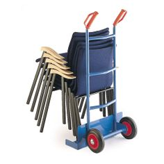 Model TS14H #Chair #Bulk #Load #Truck Ideal for moving #stacking #chairs All welded rugged construction Easy to use Toe plate 565 wide x 150mm deep See more at: http://shop.hsil.co.uk/p-3432-chair-bulk-load-truck.aspx#sthash.LaOy0yaO.dpuf