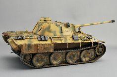 Sd.Kfz.171 Panther D