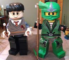 Lego ninjago jay kai lloyd halloween costume contest at lego harry potter green ninjago youth costumes diy solutioingenieria Gallery