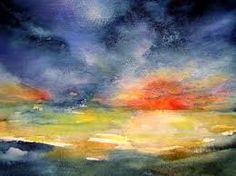Landscape – Emil Nolde