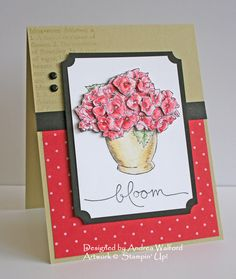 bloomin beautiful stampin up cards - Google Search