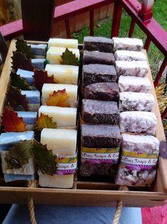 Organic Natural Soap Bars Handmade