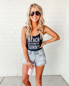 Overalls, Denim Shorts, Summer Wear, Overall Shorts, Sunnies, How To Wear, Outfits, Shopping, Beauty