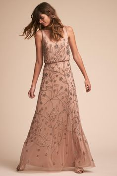 Arcata Dress from @BHLDN