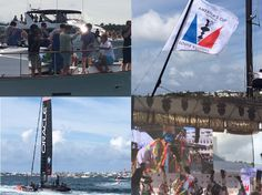 If you weren't in Bermuda last week for the Louis Vuitton America's Cup World Series, you missed out bie! Check out our recap of all the action, and see what's coming next.