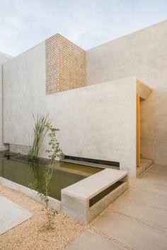 Casa Gabriela • Merida • Mexico • Taco Taller de Arquitectura Contextual • 2012