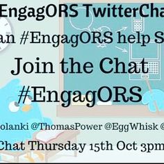 http://ift.tt/1Ls4NmB #EngagORS #TheConnectorInt #TwitterChat