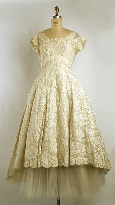 Dress  Jay-Thorpe, Inc.  Date: fall/winter 1959–60 Culture: American