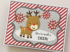 CARDZ TV: 12 DAYS OF CHRISTMAS BLOG HOP DAY 7! Cricut Christmas Cards, Christmas Cards 2017, Cricut Cards, Xmas Cards, Holiday Cards, Card Making Inspiration, Making Ideas, Create A Critter, Embossed Cards