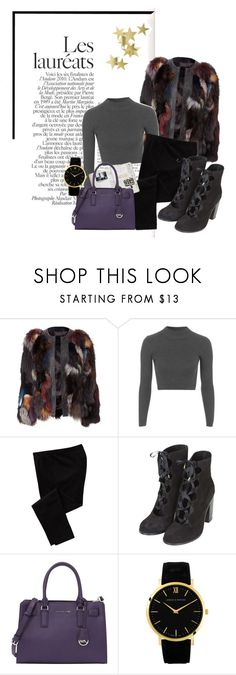 """""""Stars in Their Eyes"""" by twinklepink ❤ liked on Polyvore featuring Topshop, Old Navy, MICHAEL Michael Kors, Larsson & Jennings and H&M"""